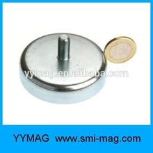 Neodymium magnet component