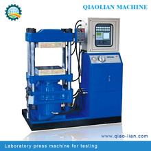 Quality Guarantee Lab 25T Plate Vulcanizing Machine Hydraulic Lab Press