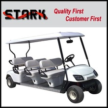 Golf car dealer good prices electric 6 person utility vehicle