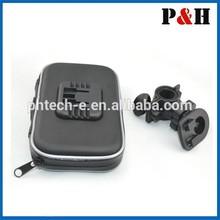 2015 Fashion GPS waterproof Case /Bicycle Waterproof Case Bag + Mount Holder