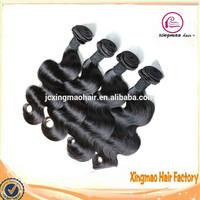 2014 Popular Grade 8A 100% Wholesale Virgin Peruvian Hair Free Weave Hair Packs