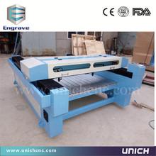 Hot sale Fast speed 2D 1300x1300mm laser stone machine/portable laser cutter
