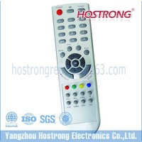 SILVER 33KEYS USE FOR Satellite Receiver Remote Control HIVION