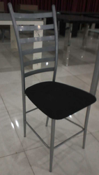 China MILAN dining chair cloth metal dining room furniture