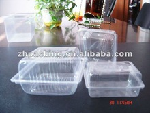 BLISTER Printing Handling and Plastic,PET/PVC/PS Material plastic food container