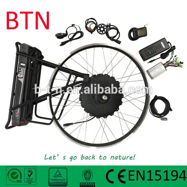 36v450wหลังไฮบริดมอเตอร์ไฟฟ้าจักรยานconversionkit