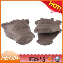 RENJIA silicone animal hand gloves,animal silicone,animal glove