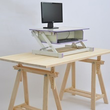Wholesale computer display stand notebook computer desk