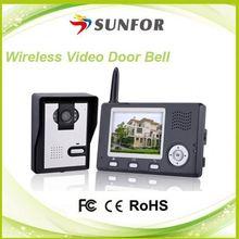 fashion new product wireless bell door eye