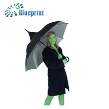 Straight Black Lady Hat Distinct Witch Pagoda Umbrella