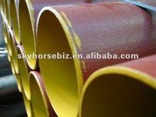EN124,bituminous paint cast iron soil pipe