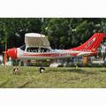 rc avião em brinquedos de rádio controle avião cessna 182 com motor brushless