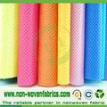 No tejido de los PP materia textil de tela fabricante de la ropa