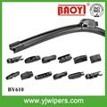 Pára-brisas Side Pin escovas carro com 12 adaptadores