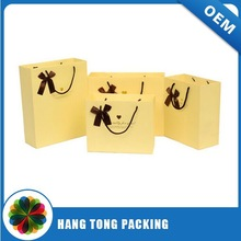 Christmas gift packaging paper bag