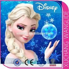 Alibaba express Frozen Snow Queen Elsa cosplay wig 100% kanekalon fiber hair