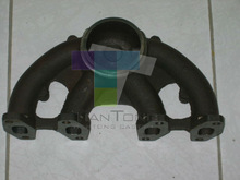 Factory Price Ductile Iron / Grey Iron Manifold Universal Exhaust Flex Turbo Pipe