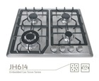 4-Burner Built in Stainless Steel Gas Stove JH614 / made in china