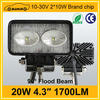 New product automobile high brightness 20w led work lights