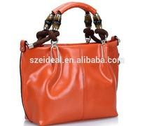 Wholesale Genuine Leather Handbag Top brand Guangzhou Market Bags