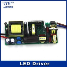 high efficiency 20w 25w 30w led driver with ce rohs