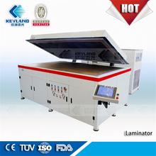 SIEMENS PLC Oil Heating EVA lamination machine for solar panels