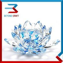 cheap crystal lotus flowers