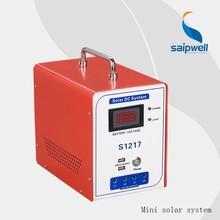 Saipwell 2014 Solar Portable Generators Systems Solar Power Generator Kit(S1217)