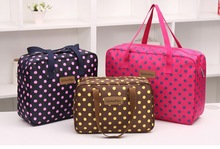 Fashion Square Women Tote Travel Bag