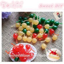 Simulation Fruit PVC Cherry Fake Fruit Decoration