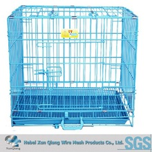 pink dog cage/Folding Pet Crate
