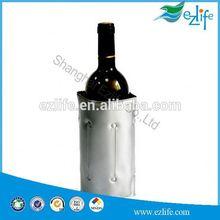 2014 sıcak satmak ucuz promosyon şarap şişe soğutucu ve ısıtıcı
