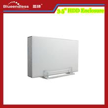3.5 Inch USB3.0 Aluminum External Hard Disk Enclosure Hdd Box
