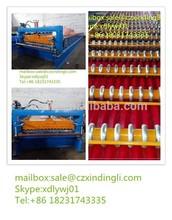 Automatic Corrugated sheet metal profile sheet making machine manufacturer