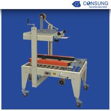 Top quality case folding machine/case sealer for production line