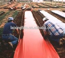 Red Plastic Mulch 45um
