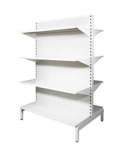 double sided shelf company,gondola shelf ,pharmacy shop fixture