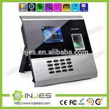 INJES Inbuilt Original 3000 user TCP/IP USB multi language stand alone fingerprint time clock