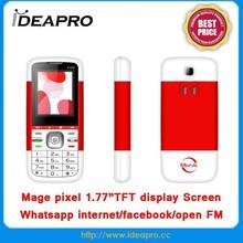 """HOT!!! 1.77"""" TFT screen dual SIM cheap OEM CHINA feature phone"""