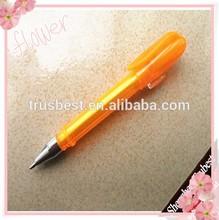 TP-20 new short plastic ballpoint pen good for promotion /hot sale Mini ballpen gifts pen