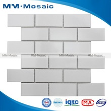 MM.Mosaic CZG233D white rectangular 45x95mm brick look tile mosaic wholesale price