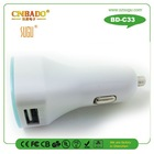 2014 new design quick car battery charger 3.4a