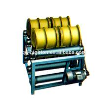 Polyurethane ball milling tank machine