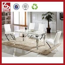 Shudidi Fashion design italian marble dining table