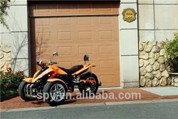 SPY Two Passenger Three Wheel Motorcycle