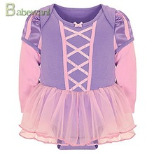 2015 fashion long sleeve baby girl 100% cotton romper for toddler fashion like cartoon person spring lace dress lace baby romper