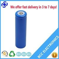 Nimh 3.2v 1400mah rechargeable battery 18650 battery