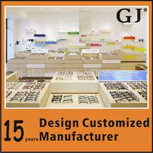 2014 China Manufacutrer counter optical display for eyewear display from Guangzhou