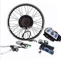 2015 china , alta calidad y barato caliente de la venta ectric kit de bicicleta eléctrica de la rueda trasera bici eléctrica kit de conversión wholesa