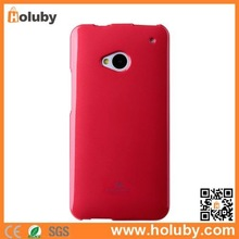 Mercury Goospery Jelly Series Flexible TPU Case for HTC One M7